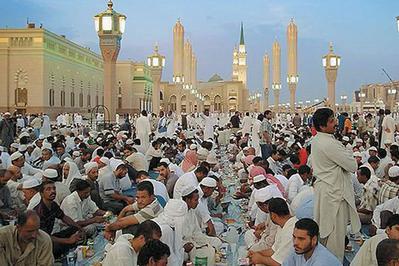 Majid Nabawi, Madinah, Arab Saudi