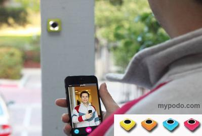 Podo, Kamera Mungil yang Dapat Memenuhi Kebutuhan Pecinta Selfie