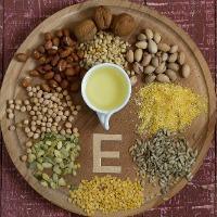 3. Makanan Tinggi Vitamin E