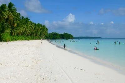 Pantai Ngurbloat, Maluku