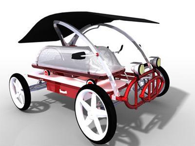 Jaambaaro Pedal Car
