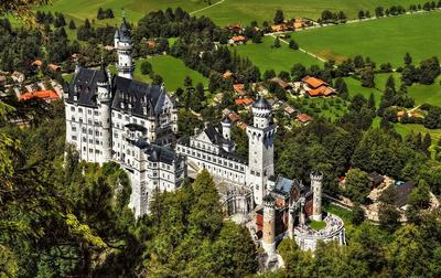 Neuschwanstein Castle, Jerman