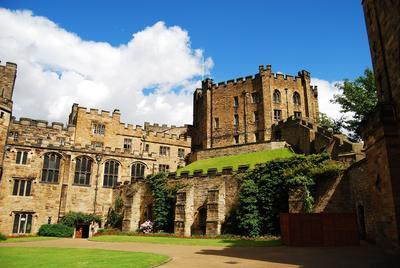Durham Castle, Inggris
