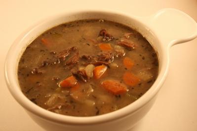 Oxtail Soup (Sop Buntut)