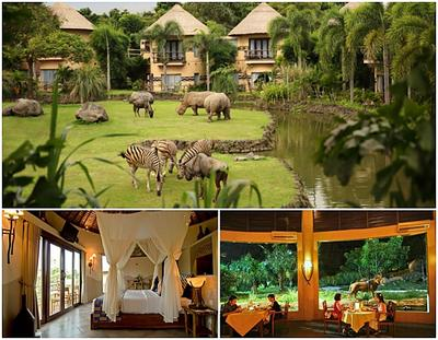 Mara River Safari Lodge Gianyar, Bali