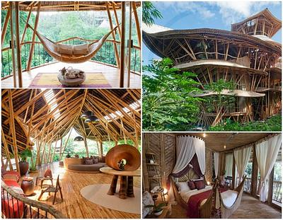 Sharma Springs Bamboo House, Badung