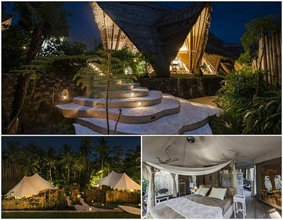 Sandat Glamping Tents, Ubud