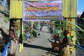 Kampung Abar Menjadi Tempat Langganan Wisatawan