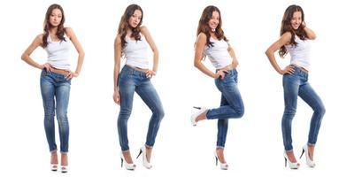 Celana Jeans Ketat