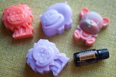 Bentuk Kreasi Sabun DIY yang Lain