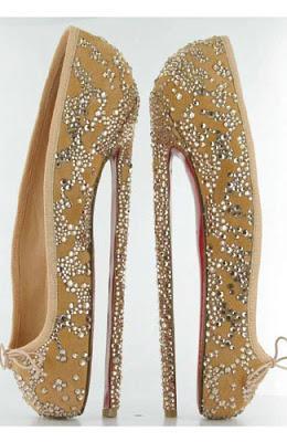 Sepatu Balerina Christian Louboutin