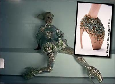 Sepatu Armadillo Alexander McQueen