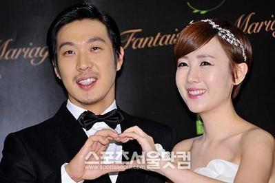 Ha Dong Hoon (Ha Ha) dan Byul