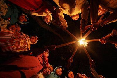 Mengintip Tradisi Lebaran di Seluruh Dunia