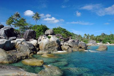 Pantai Pulau Lengkuas