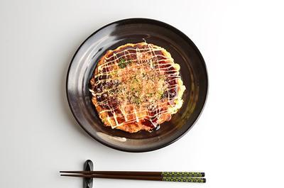1. Okonomiyaki