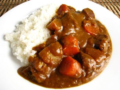 5. Japanese Curry Rice