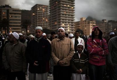 Buka Puasa Bersama di Penghujung Ramadan Khas Afrika Selatan