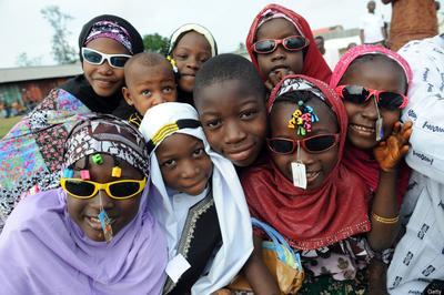 Sallah Kecil di Nigeria