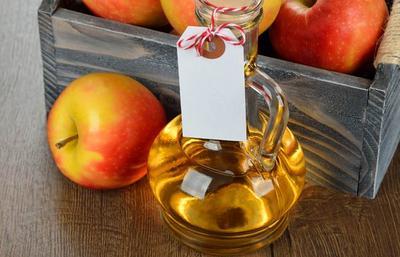 Gunakan Cuka Sari Apel