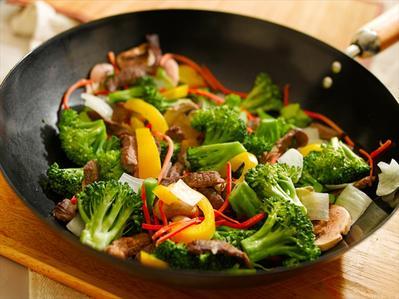 7. Perbanyak Makan Sayur