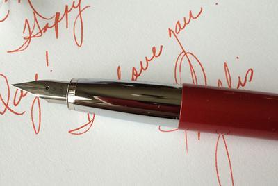 Jangan Menulis Nama Dengan Tinta Merah