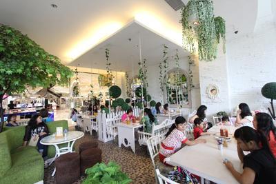 Nanny's Pavilion, Jakarta