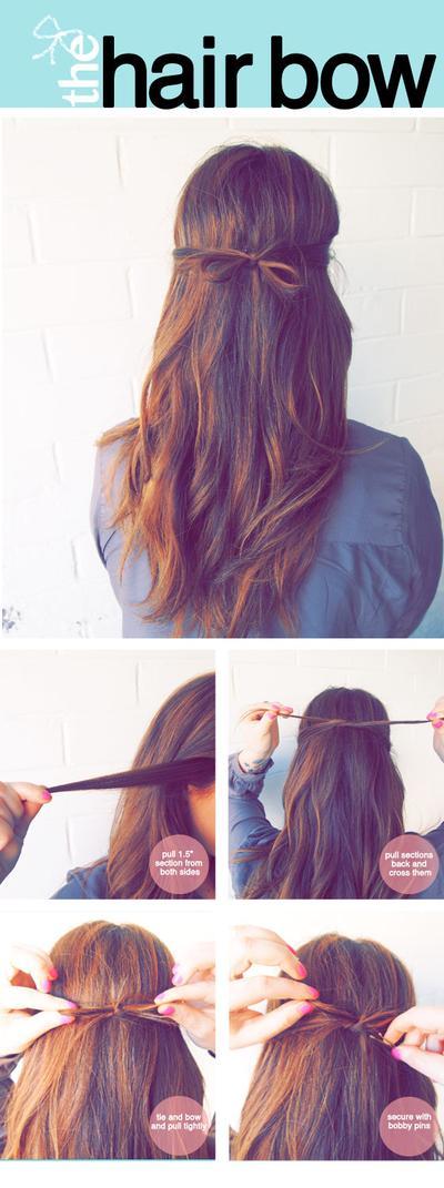 Hair Bow Style