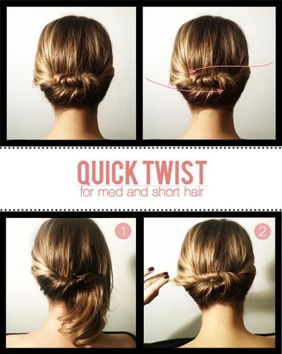 Quick Twist Style