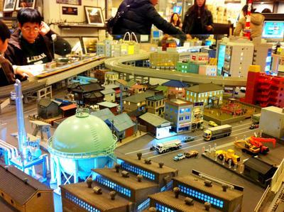 Steam Locomotive Cafe