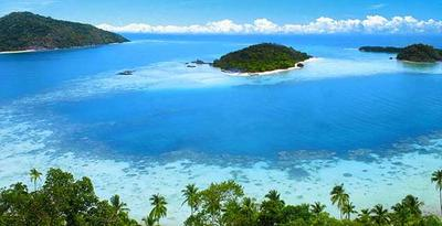Wisata Alam Pulau Anambas