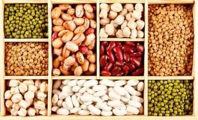 Konsumsi Kacang-Kacangan