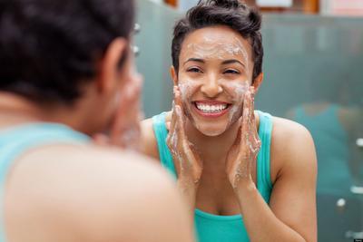 6. Facial Foam