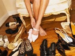 Pilih Sepatu yang Nyaman