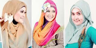 Pemilihan Jilbab