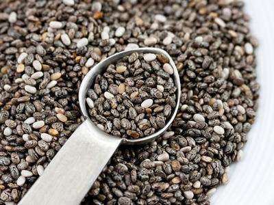 10. Chia Seeds