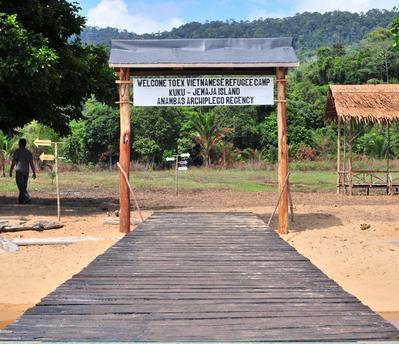 Wisata Sejarah Pulau Kuku