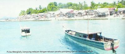 Pulau Mengkait
