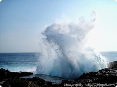 4. Rasakan Hempasan Ombak di Devil`s Tears, Nusa Lembongan