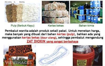 Penggunaan Klorin