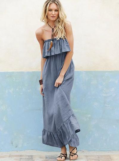 6. Maxi Dress