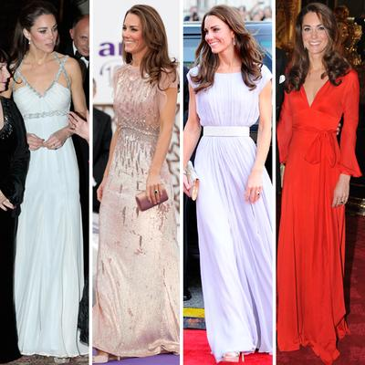 Inspirasi Fashion ala Kate Middleton