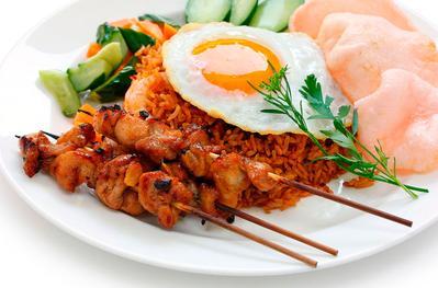 7 Makanan Indonesia Favorit Food Blogger Asing