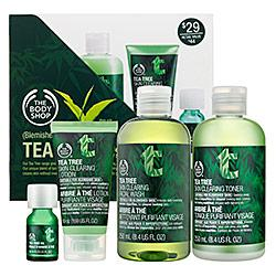 The Body Shop Tea Tree Skin Clearing Toner (Review)