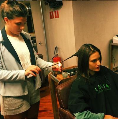 Apakah Perawatan Bakar Rambut Velaterapia Itu?