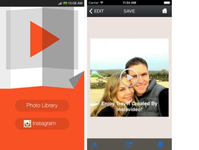 Menggabungkan Video Dengan InstaVideo