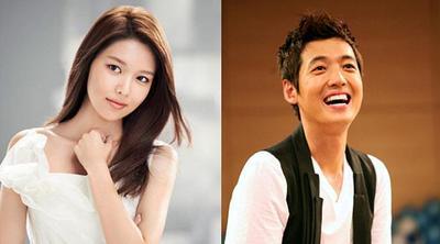 2. Sooyoung SNSD - Jung Kyung Ho