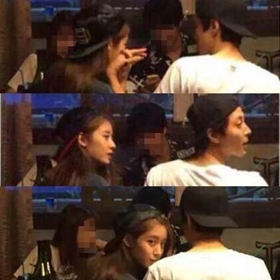4. Jiyeon T-Ara - Lee Dong Gun