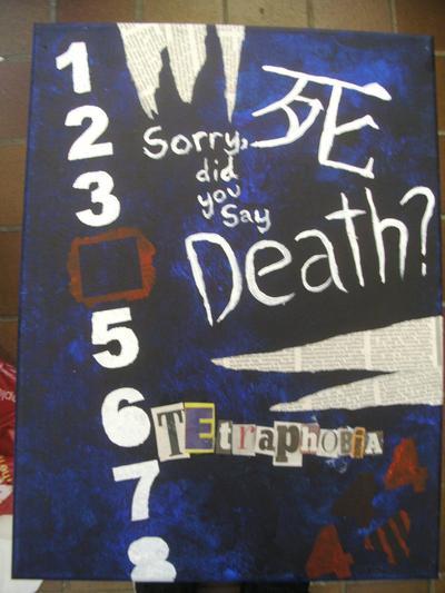4. Angka 4 Adalah Angka Kematian
