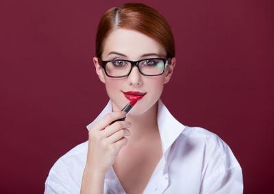 Lipstik Merah